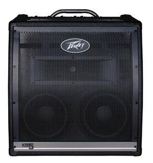 Peavey KB 5 Pa System 150W / 200W With External Speaker And Casters 573260 Used for Sale in Redwood City, CA