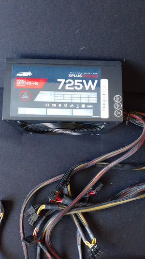 PC power supply for Sale in Fresno, CA