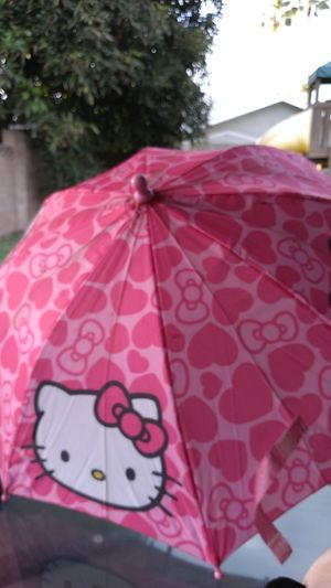 Hello kitty kids umbrella for Sale in City of Industry, CA