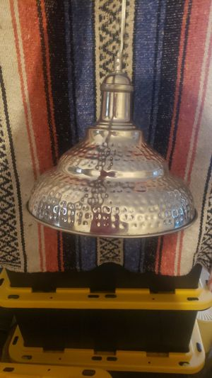 Hanging penton light fixture for Sale in Los Angeles, CA