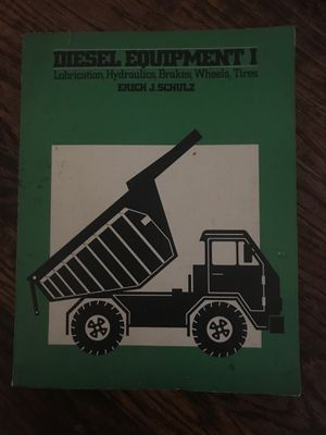 Diesel equipment by Erich j Schulz for Sale in Los Angeles, CA