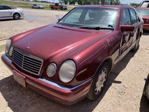 1996 - 2002 MERCEDES E CLASS (PARTS ONLY) 1997; 1998; 1999; 2000; 2001 for Sale in Dallas, TX
