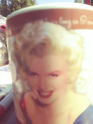 Marilyn Monroe Glass for Sale in Tacoma, WA