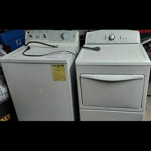 Washer and Dryer For Sale for Sale in Irvington, NJ