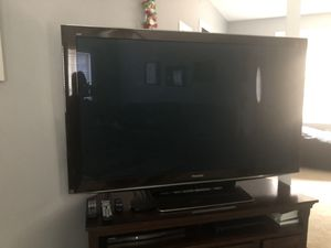 "58"" Panasonic plasma tv- perfect condition for Sale in Snellville, GA"