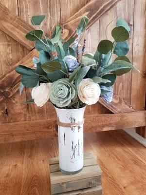 Country WOOD Roses for Sale in Beaumont, CA