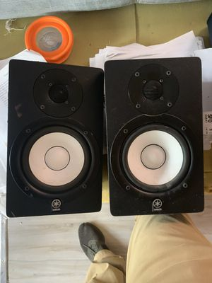 Yamaha HS8 powered studio monitors for Sale in West McLean, VA