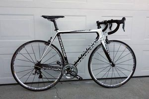 Cannondale Supersix, carbon Road Bike excellent condition for Sale in Culver City, CA