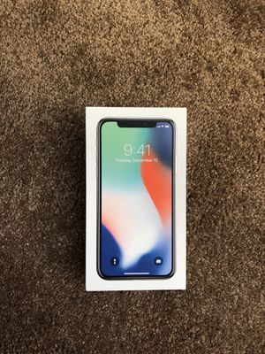 Box for iPhone X for Sale in Los Angeles, CA