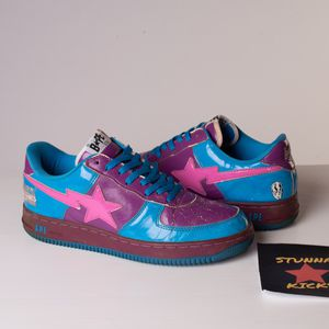ULTRA RARE A bathing Ape Bapesta SILVER SURFER size 11 LIMITED BAPE for Sale in Windham, NH