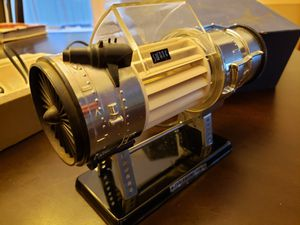 Jet Engine Desk Top Fan (very rare antique) for Sale in Edmonds, WA
