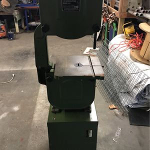 Central Machinery 14 Bandsaw *parts* for Sale in Stamford, CT