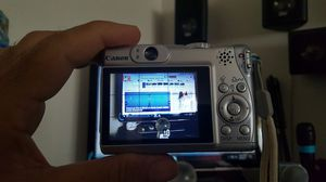 CANON DIGITAL CAMERA for Sale in Brooklyn, OH