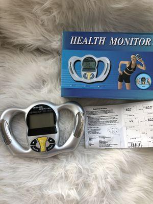 Body Fat Measuring Equipment BMI Meter Calculator Digital Calorie Measure for Sale in Mentor, OH
