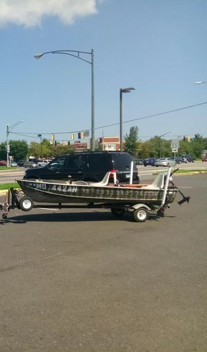 14ft fishing boat for Sale in Hyattsville, MD