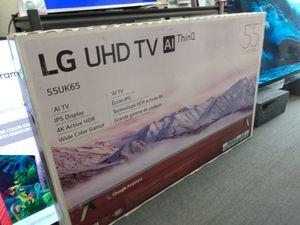 "55"" LG 4k UHD Smart HDR LED TV for Sale in Poway, CA"