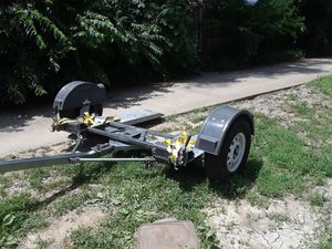 Tow Dolly truck sized tilt down ramps NICE for Sale in Kansas City, KS