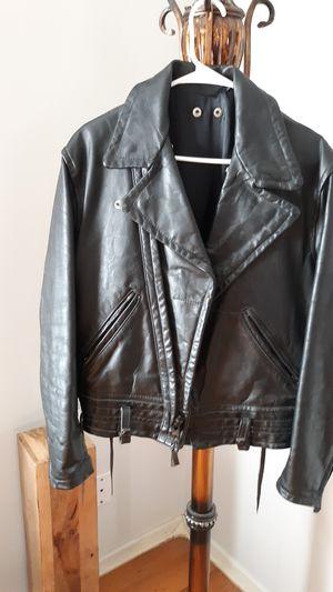 Harley davidson leather jacket for Sale in Fresno, CA
