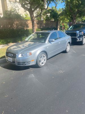 Audi A4 2007 127 miles. $ 5000. 4 cylinder. Clean for Sale in Orange, CA