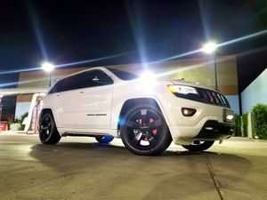 2016 JEEP GRAND CHEROKEE OVERLAND//trade ctsv z06 ford raptor zl1 rubicon rebel panamera maserati cobra lightning Escalade srt8 srt10 corvette mustang for Sale in Santa Monica, CA