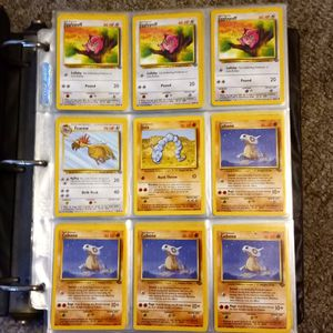 729 Pokemon Cards#The Majority Are From 98 for Sale in Lomita, CA