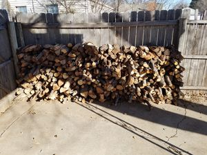 Fire wood for sale. Selling all for $300. We will deliver locally and stack it for you at an extra $50 for Sale in Wichita Falls, TX