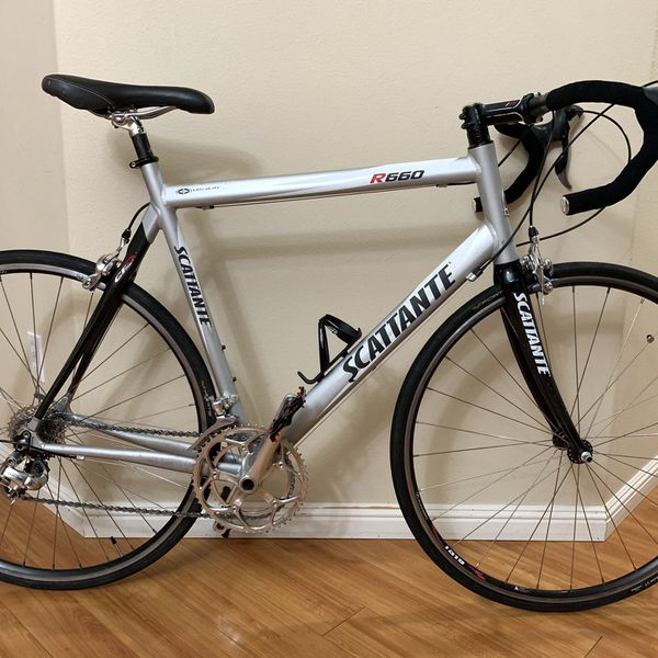 LIKE NEW Scattante R660 Ultralight road bikes-Hybrid bikes-Road bikes