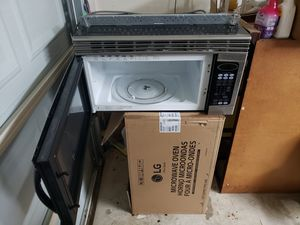 Maytag above range microwave for Sale in Round Rock, TX
