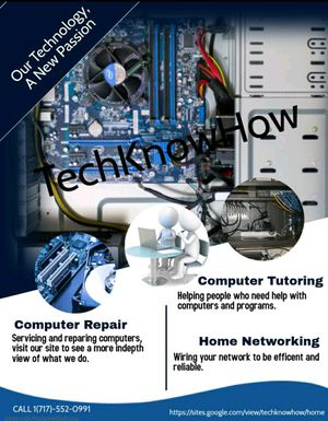 Computer Technician for Sale in Chambersburg, PA