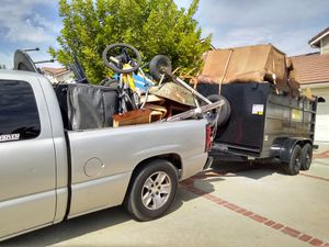 junk and trash removal today or next day for Sale in Ontario, CA