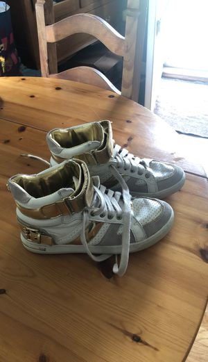 MICHAEL KORS HIGH TOPS for Sale in Livonia, MI
