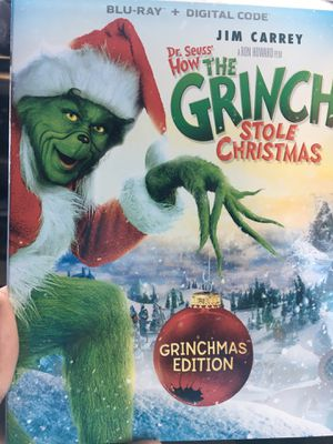 Dr. Seuss' How the Grinch Stole Christmas DIGITAL CODE ONLY for Sale in Las Vegas, NV