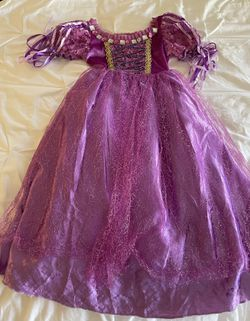 Rapunzel Dress / Costume - toddler size 3-4 for Sale in Agoura Hills,  CA