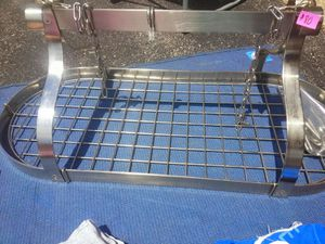 Stainless Steel kitchen Pot rack for Sale in Irwin, PA
