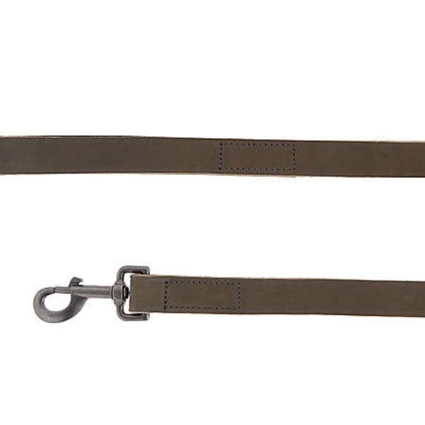 Top Paw® Leather Dog Leash