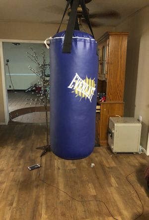 Punching bag for Sale in Port St. Lucie, FL