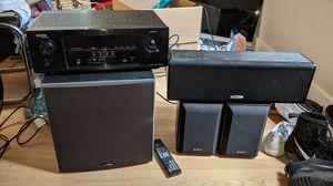 Speaker System w/ Subwoofer for Sale in Portland, OR