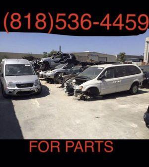 Auto Parts for Sale in Burbank, CA