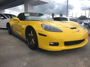 2012 Chevy Corvette Z06 hardtop! Manual! for Sale in Orlando, FL