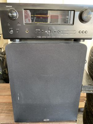 Home surround sound system for Sale in Madera, CA