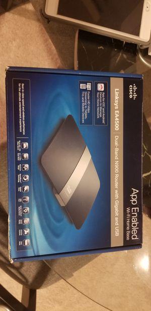 Cisco Linksys EA4500 for Sale in Woodbridge, VA