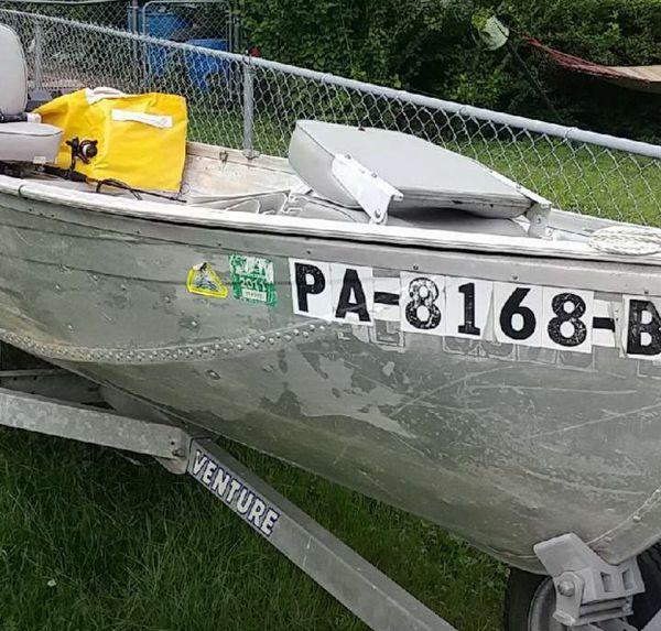 12' Jon boat