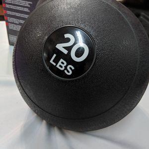 20 LB TKO Slam Ball for Sale in Everett, WA