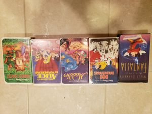 VHS Disney Movies for Sale in Englishtown, NJ