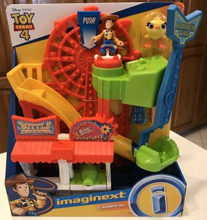 New Toy Story 4 Play Carnival for Sale in Downers Grove, IL