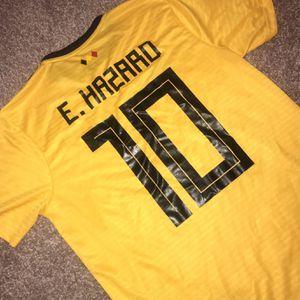 Adidas Belgium Eden Hazard Soccer Jersey for Sale in Atlanta, GA