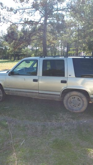 99 Chevrolet Tahoe for sale or trade for Sale in Marshville, NC