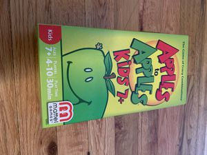 Apples to Apples Kids family game for Sale in West Linn, OR
