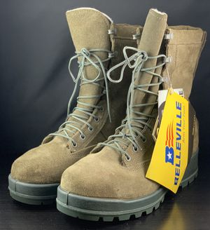 Belleville 600G Gore-Tex Insulated Military Boots Men's Size 6.5 W for Sale in Gardena, CA