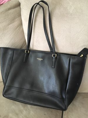 Coach tote purse. for Sale in Milwaukie, OR